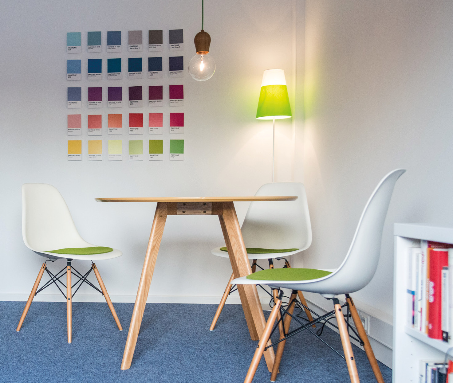 Grafikdesign Ammersee - Ines Wallum - Büro